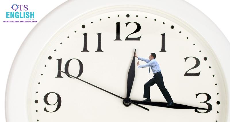 Học tiếng Anh online giúp bạn tiết kiệm được rất nhiều thời gian