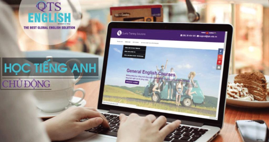 Chương trình QTS English thuộc top 5 chương trình học tiếng Anh Hoa Kỳ khuyên dùng