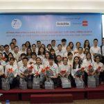 """Quyết định khen thưởng học viên xuất sắc trong chương trình QTS English thuộc Quỹ học bổng """"Lighting Up Your Future"""""""