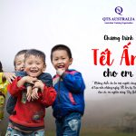 Ban Lãnh Đạo Tổ Chức Giáo Dục QTS Australia Tổ Chức Chương Trình Thiện Nguyện Tết Ấm Cho Trẻ Em Nghèo Vùng Tây Bắc