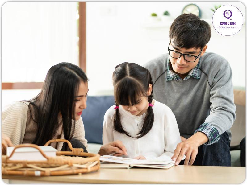 Dạy tiếng Anh cho con thông qua những câu truyện song ngữ Anh Việt