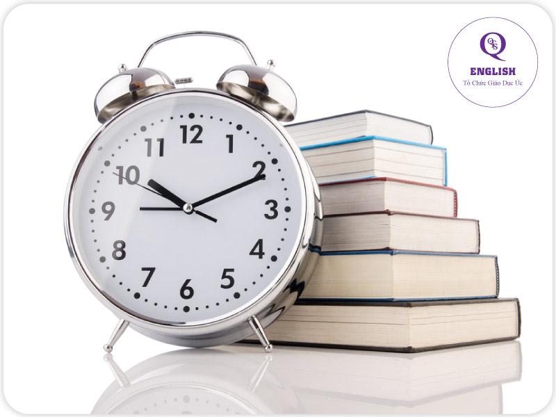 Thiết lập nguyên tắc học tập cho chính bản thân là giai đoạn đầu tiên trong bí kíp học tiếng Anh cấp tốc trong 1 tháng