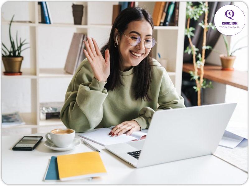 Công nghệ là yếu tố giúp bạn học tiếng Anh online hiệu quả hơn