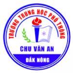 THPT Chu Văn An - Đak Nông