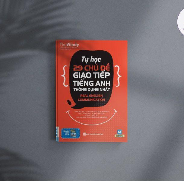 sách dạy tiếng anh giao tiếp - tự học 29 chủ đề tiếng Anh thông dụng