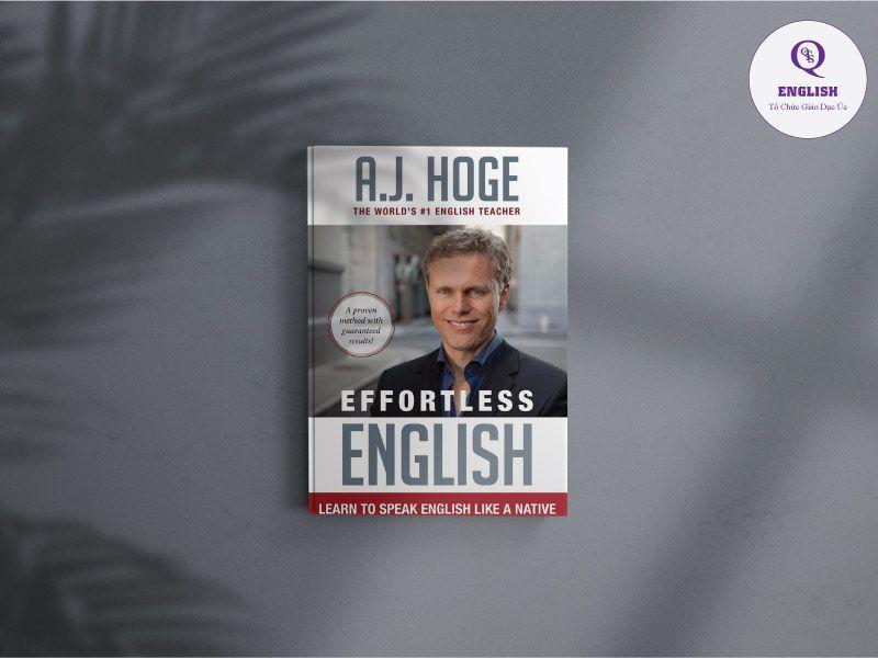 Sách giao tiếp tiếng Anh nổi tiếng: Effortless English