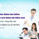 Chương trình học bổng nâng cao trình độ tiếng Anh cho Cán bộ - Công nhân viên các Viện Nghiên Cứu tại Việt Nam