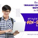 """""""Tậu"""" bằng nhanh chóng - Bứt tốc ra trường với chương trình """"Ưu đãi 40% - 50% học phí dành riêng cho các bạn sinh viên cuối cấp"""" từ QTS English"""